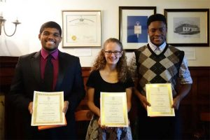 DCPBK High School Awards